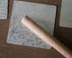 Rouleau de bois pour assiette modulable