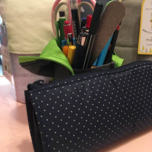Trousse en nylon
